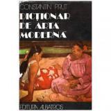 Dictionar de arta moderna, Constantin Prut