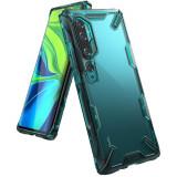 Carcasa Ringke Fusion X Xiaomi Mi Note 10/10 Pro Green