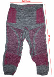 Pantaloni trei sferti compresie X-Bionic, dama, marimea L-XL