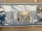 Bancnota centenar unc 100 lei