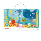 Puzzle - Animalute marine - 80 piese, Dodo