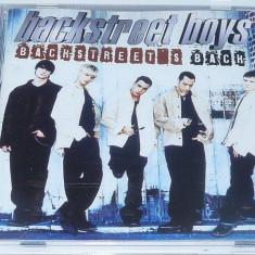 Backstreet Boys - Backstreet's Back CD original 1997 Comanda minima 100 lei