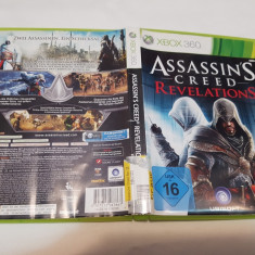[360] Assassin's Creed - Revelations - joc original Xbox360