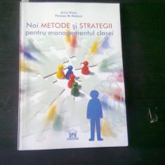 NOI METODE SI STRATEGII PENTRU MANAGEMENTUL CLASEI - JERRY OLSEN