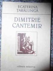 Dimitrie Cantemir - Ecaterina Taralunga ,533867 foto