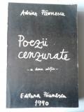 POEZII CENZURATE - Adrian Paunescu