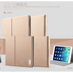 Husa usams victor series apple ipad air 2 gold
