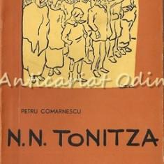 N. N. Tonitza - Petru Comarnescu
