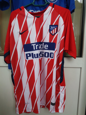 Tricou Atletico Madrid : XS,M,L,XL,XXL foto