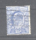 Great Britain 1902 King Edward VII, Mi.107B, perf. 15:14, used AM.073