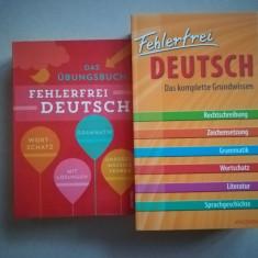 Limba germana fara greseli + cartea de exercitii (in limba germana)