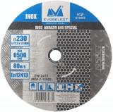 Cumpara ieftin Disc abraziv, Evotools, ETP, A46, Inox, D 230 mm, B 1.9mm