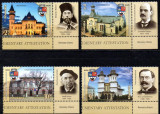 ROMANIA 2021, Buzau - 550 de ani, Personalitati, MNH, serie neuzata, 2316, Nestampilat
