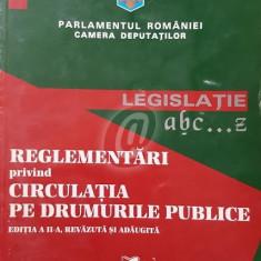 Reglementari privind circulatia pe drumurile publice - Editia a II-a