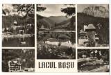 CPI B13777 CARTE POSTALA - LACUL ROSU, mozaic