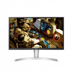 Monitor Gaming LG 27UL550-W 27 inch 5ms White