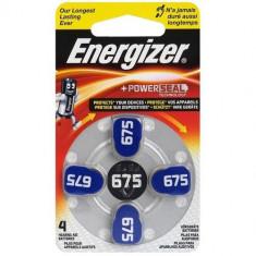 Baterii pentru proteze auditive Energizer 675 Zinc-Aer 4 Baterii /set