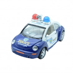 Masina de politie Midex 806PDA, Multicolor