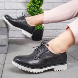 Pantofi dama Remis negri casual