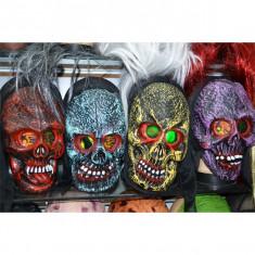 Masca Halloween Monstru cu ochi de sticla