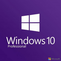 Microsoft Windows 10 Pro licenta pe viața / Livrare in 2 minute pe mail