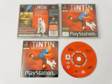 Joc Sony Playstation 1 PS1 PS One - Tin Tin Destination Adventure