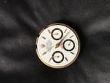 Mecanism și cadran Rolex Daytona.