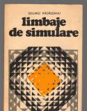 C9075 LIMBAJE DE SIMULARE - EDUARD RADACEANU