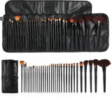 Set 32x Pensule Machiaj / Make-up / All Black