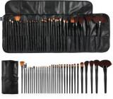 Set 32x Pensule Machiaj / Make-up / All Black