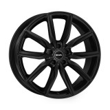 Cumpara ieftin Jante BMW Seria 7 Staggered (730 - 740) 9.5J x 19 Inch 5X112 et39 - Mak Allianz Gloss Black - pret / buc