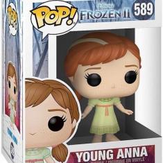 Figurina Funko Pop Disney Frozen Ii Young Anna 589 Vinyl Figure