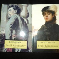 Fratii Karamazov-Dostoievski