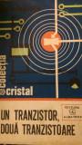 Un tranzistor doua tranzistoare Ilie Mihaescu 1978