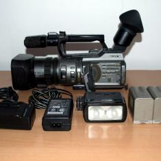 Vand camera video