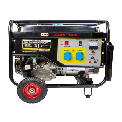 Generator Joka, 25 l, 5.5 KW, pornire electrica/sfoara foto