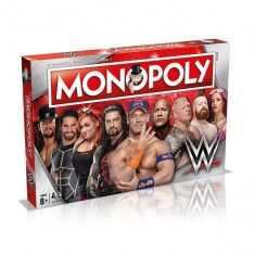 Joc Monopoly Wwe Edition
