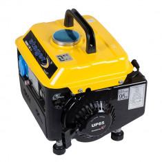 Stager GG 950DC generator open-frame 0.72kW, monofazat, amestec ulei benzina, pornire la sfoara