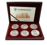 Cumpara ieftin Set medalii comemorative REGII ROMANIEI 1881 - 1947