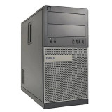 Calculator Dell Optiplex 790 Tower, Intel Core i5 Gen 2 2400 3.1 GHz, 4 GB DDR3, 256 GB SSD NOU, DVDRW, Windows 10 Home, 3 Ani Garantie