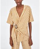 Camasa Zara, mix culori, S