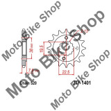 MBS Pinion fata 520 Z14, Cod Produs: JTF140114