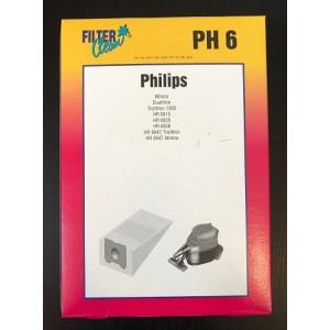 SACI ASPIRATOR PHILIPS FC6843, FC6844