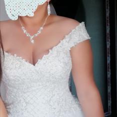 Vând rochie de mireasa