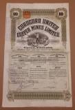 Actiuni Minele de cupru - 1931 - Actiune - Actie - Titlu