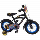 Bicicleta cu Roti Ajutatoare Batman 14 inch