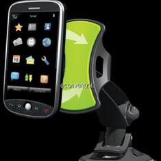 Suport Auto Telefon Mobil si GPS GripGo