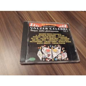 CD VALZER CELEBRI VOL 4 VALZER DELLA FISARMONICA ORIGINAL STARE FB
