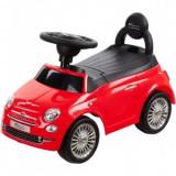 Masinuta fara pedale Copii Fun Fiat 500 - Rosu