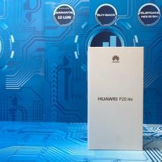 Huawei P20 lite Black Dual-Sim , Sigilat , Factura/Garantie 24luni, Negru, 32GB, Neblocat